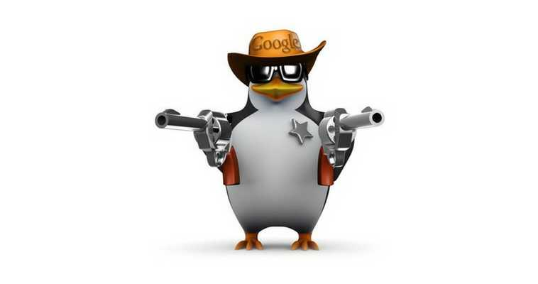 El pingüino ataca de nuevo