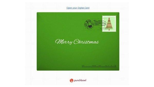 Ideas para tarjetas de Navidad 'online'_Lladó Comunicación