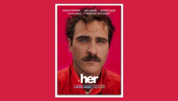 Os recomendamos: la película 'Her', de Spike Jonze
