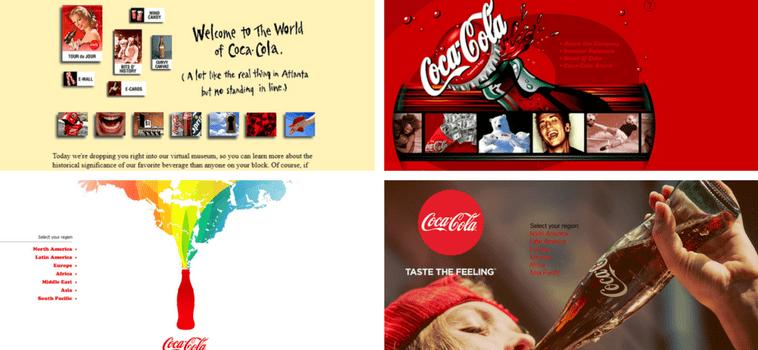 El Museo del Diseño Web: las primeras páginas web de la historia_Lladó Comunicación