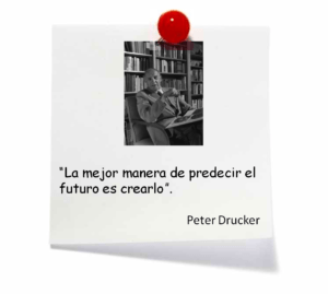 Peter Drucker_experto en management_Lladó Comunicación