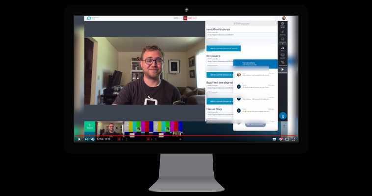 Facebook compra Vidpresso para el 'streaming' de vídeo interactivo