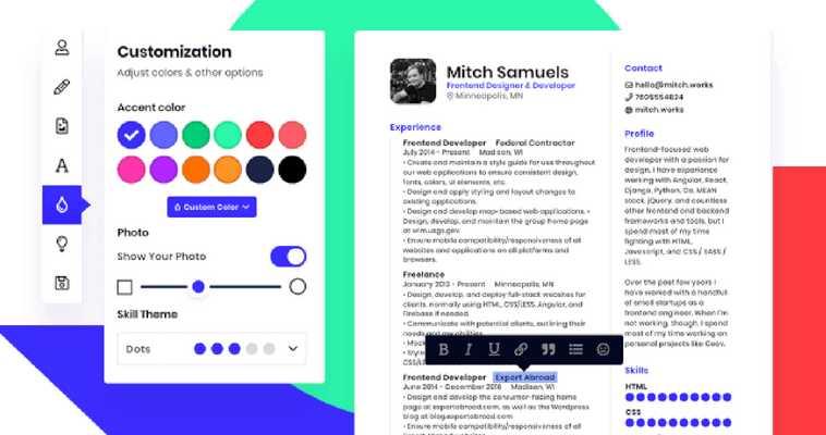 Ceev, la extensión de Chrome que convierte tu perfil de LinkedIn en un currículo_Lladó Comunicación