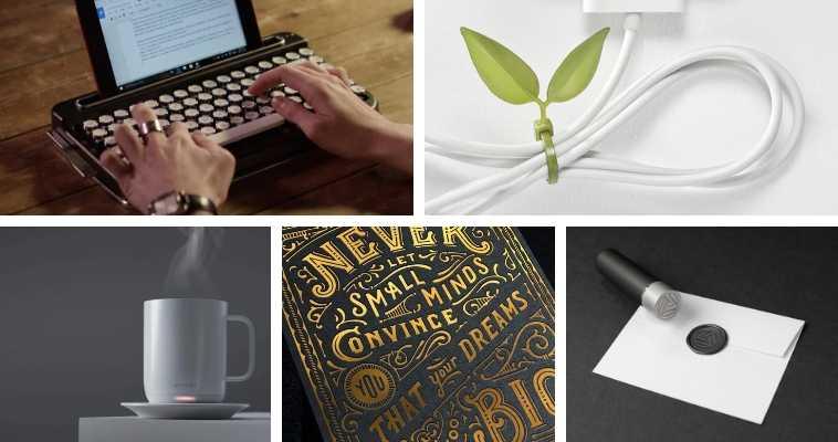 15 regalos de Navidad para redactores y escritores (de 7 a 300 euros)
