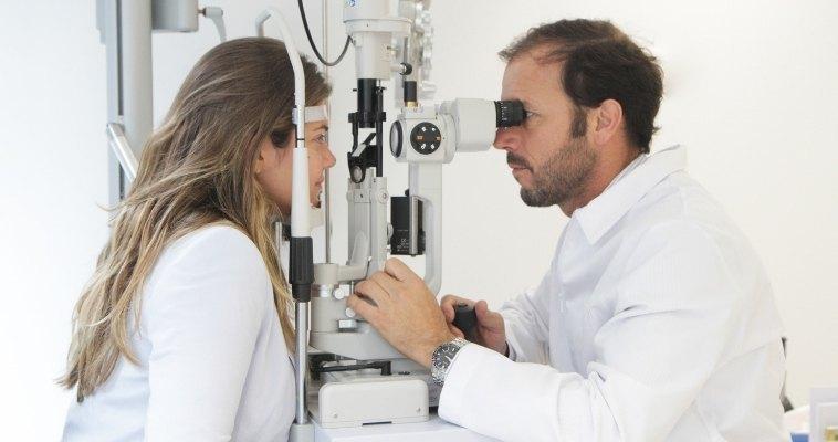 Generación de contenidos para la Clínica Oftalmológica Visioncore