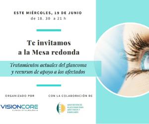 Generación de contenidos para la clínica oftalmológica Visioncore_Lladó Comunicación